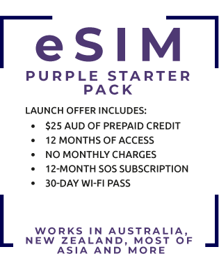 eSIM Purple Starter Pack